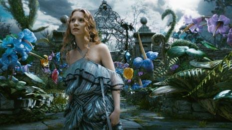 Alisa u zemlji čudesa (Alice in Wonderland), red. Tim Burton