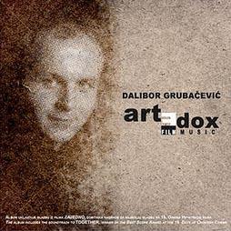 CD filmske glazbe: Dalibor Grubačević: Artedox, Aquarius Records, 2011.