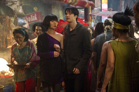 Atlas oblaka (Cloud Atlas), red. Tom Tykwer, Andy Wachowski, Lana Wachowski