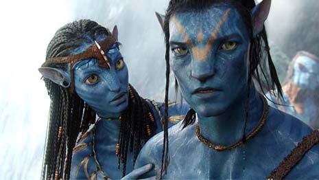 Avatar, red. James Cameron