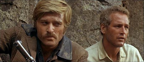 Butch Cassidy i Sundace Kid (Butch Cassidy and the Sundance Kid), red. George Roy Hill