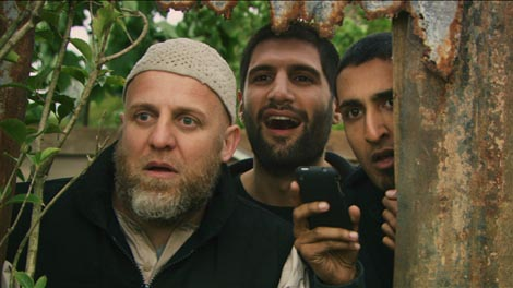 Četiri lava (Four Lions), red. Christopher Morris