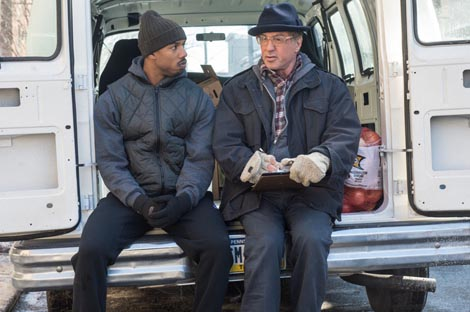 Creed, red. Ryan Coogler