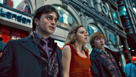 Harry Potter i darovi smrti, 1. dio (Harry Potter and the Deathly Hallows: Part 1), red. David Yates