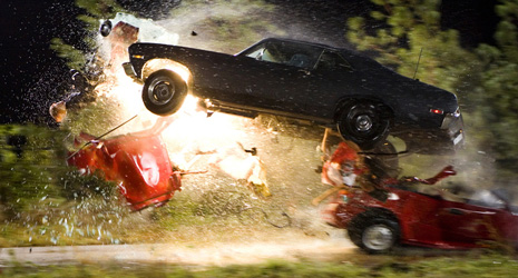 Death Proof, red. Quentin Tarantino