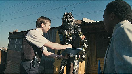 District 9, red. Neil Blomkamp