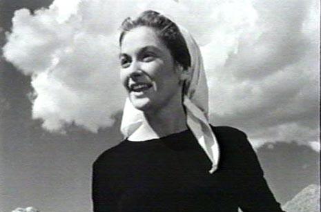 Djevojka i hrast, 1955.