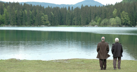 Djevojka iz jezera (La ragazza del lago), red. Andrea Molaioli