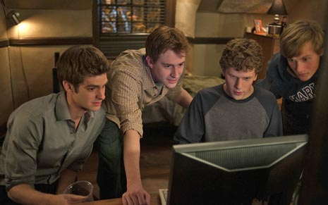 Društvena mreža (The Social Network), red. David Fincher