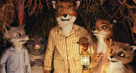 Fantastični gospodin Lisac (Fantastic Mr. Fox), red. Wes Anderson