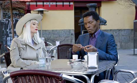 Granice kontrole (The Limits of Control), red. Jim Jarmusch