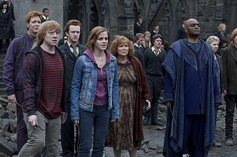 Harry Potter i darovi smrti, 2. dio (Harry Potter and the Deathly Hallows: Part 2), red. David Yates