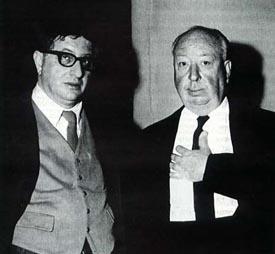 Bernard Herrmann i Alfred Hitchcock