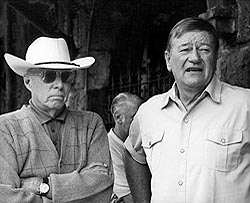Howard Hawks i John Wayne