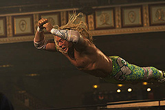 Hrvač (The Wrestler), red. Darren Aronofsky