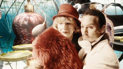 Imaginarij doktora Parnasusa (The Imaginarium of Doctor Parnassus), red. Terry Gilliam