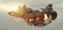 Iron Man, red. Jon Favreau