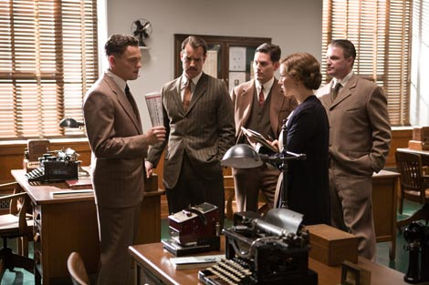 J. Edgar, red. Clint Eastwood