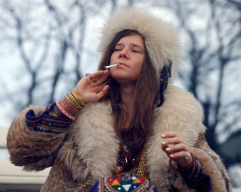 Janis – Little Girl Blue, red. Amy Berg