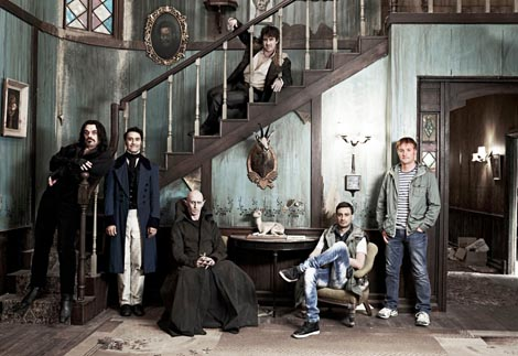 Kad padne mrak (What We Do in the Shadows), red. Jemaine Clement, Taika Waititi