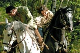 Kradljivci konja (Voleurs de chevaux), red. Misch Wald
