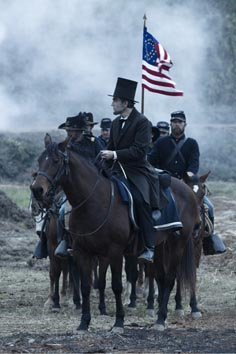 Lincoln, red. Steven Spielberg