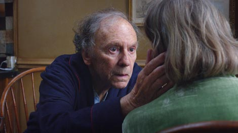 Ljubav (Amour), red. Michael Haneke