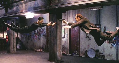 Matrix (The Matrix), red. Andy Wachowski, Larry Wachowski