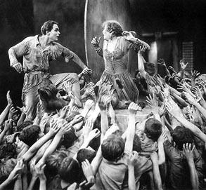 Metropolis, red. Fritz Lang