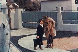 Moj ujak (Mon oncle), red. Jacques Tati, 1958.