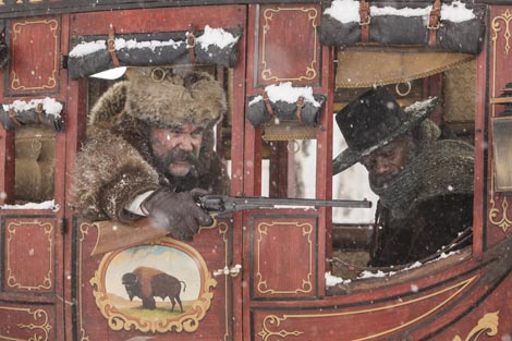 Mrska osmorka (The Hateful Eight), red. Quentin Tarantino