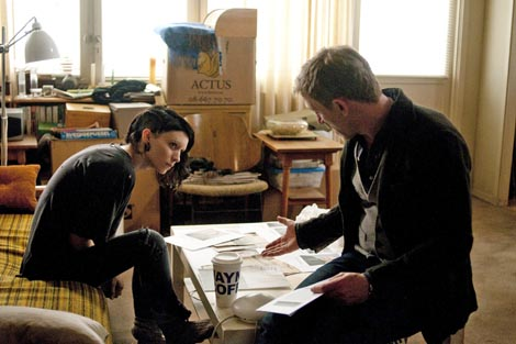 Muškarci koji mrze žene (The Girl with the Dragon Tattoo), red. David Fincher, sklad. Trent Reznor i Atticus Ross