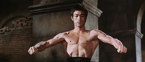 Na Zmajevu putu (Meng long guo jiang / Way of the Dragon), red. Bruce Lee (1972)