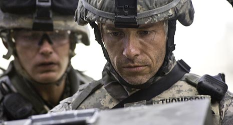 Narednik James (The Hurt Locker), red. Kathryn Bigelow