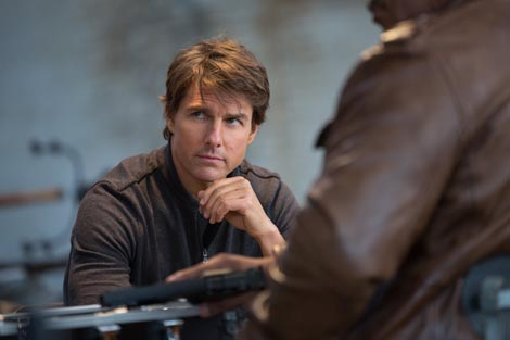 Nemoguća misija: Odmetnuti (Mission: Impossible – Rogue Nation), red. Christopher McQuarrie