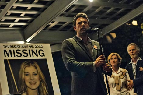 Nestala (Gone Girl), red. David Fincher