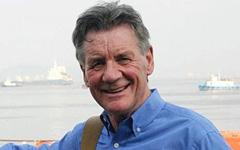 Michael Palin u dokumentarnoj seriji Around the World in 20 Years
