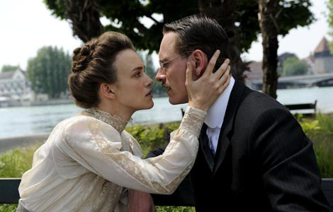 Opasna metoda (A Dangerous Method), red. David Cronenberg