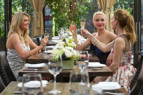 Osveta na visokim petama (The Other Woman), red. Nick Cassavetes