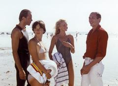 Pauline na plaži (Pauline à la plage), red. Eric Rohmer