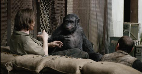 Planet majmuna: Revolucija (Dawn of the Planet of the Apes), red. Matt Reeves