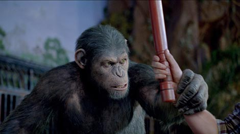 Planet majmuna: Postanak (Rise of the Planet of the Apes), red. Rupert Wyatt