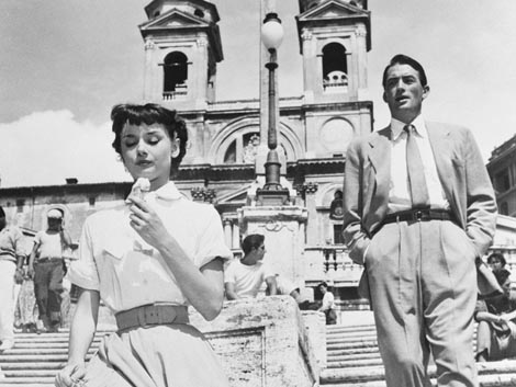 Praznik u Rimu (Roman Holiday), red. William Wyler