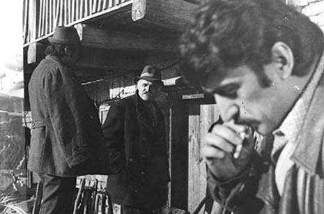 Pucanj, 1977.