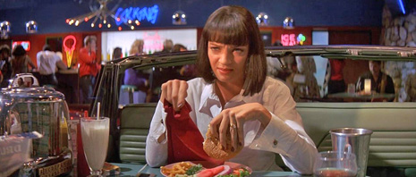 Pulp Fiction, red. Quentin Tarantino