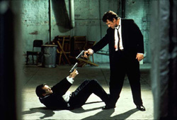 Reservoir Dogs, red. Quentin Tarantino