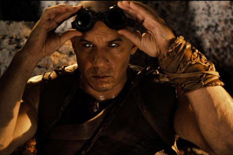 Riddick, red. David Twohy