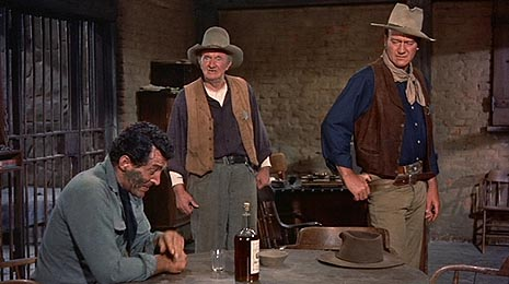 Rio Bravo, red. Howard Hawks
