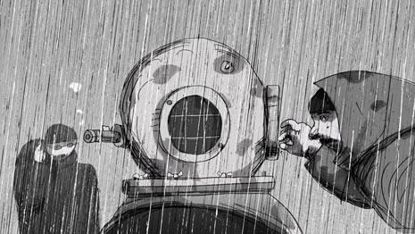 Ronioci na kiši, red. Olga Pärn i Priit Pärn