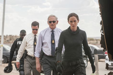 Sicario, red. Denis Villeneuve